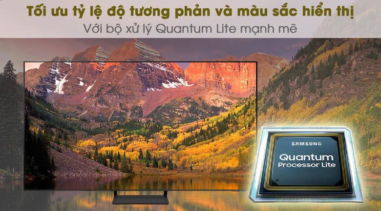 Quantum Lite - Smart Tivi QLED 4K 55 inch Samsung QA55Q65A
