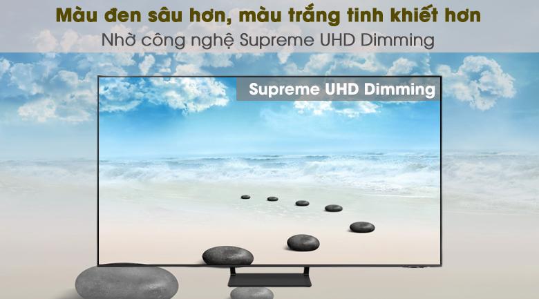 Supreme UHD Dimming - Smart Tivi QLED 4K 55 inch Samsung QA55Q65A