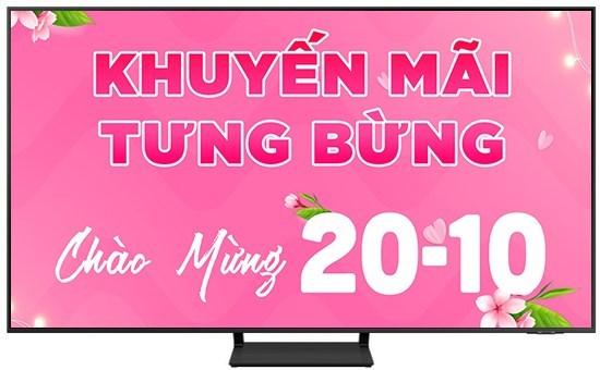 Samsung Smart TV QLED QA55Q65A