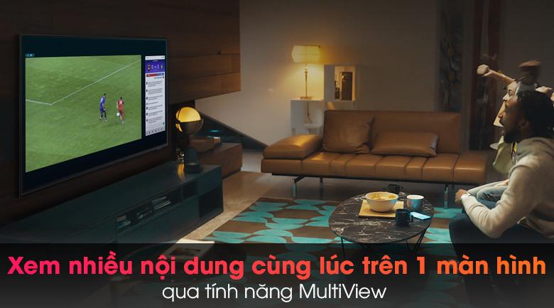 Smart Tivi QLED 4K 65 inch Samsung QA65Q65A - Multi View