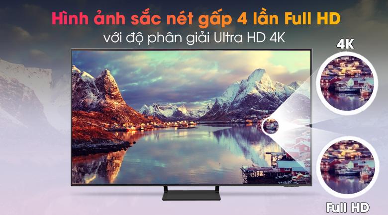 Smart Tivi QLED 4K 65 inch Samsung QA65Q65A - Ultra HD 4K
