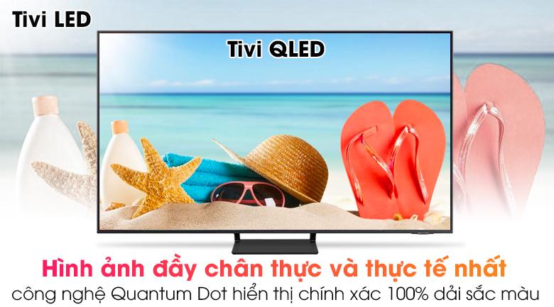 Smart Tivi QLED 4K 65 inch Samsung QA65Q65A - Quantum Dot