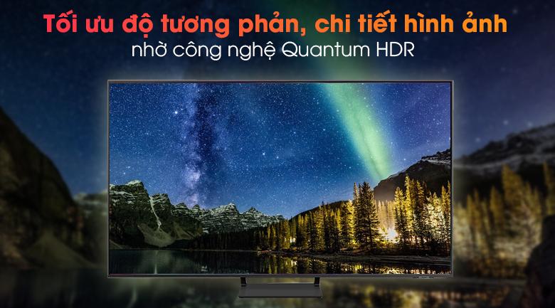 Smart Tivi QLED 4K 65 inch Samsung QA65Q65A - Quantum HDR