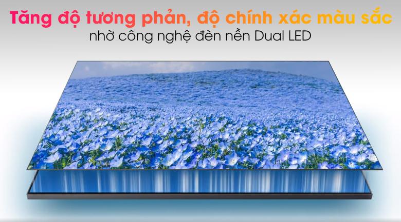 Smart Tivi QLED 4K 65 inch Samsung QA65Q65A - Dual LED
