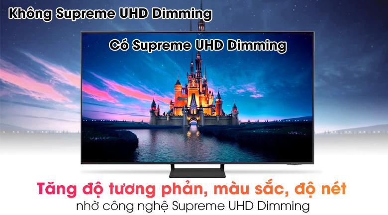 Smart Tivi QLED 4K 65 inch Samsung QA65Q65A - Supreme UHD Dimming