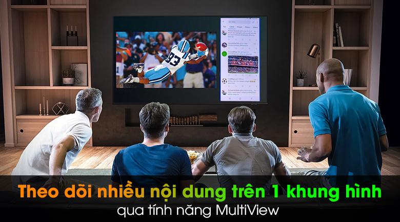 Smart Tivi QLED 4K 75 inch Samsung QA75Q65A - Multi View