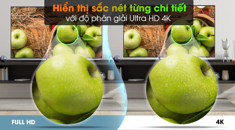 Smart Tivi QLED 4K 75 inch Samsung QA75Q65A - Ultra HD 4K