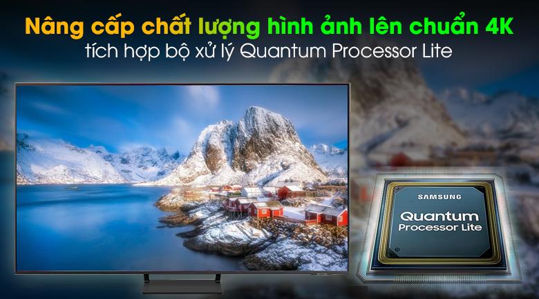 Smart Tivi QLED 4K 75 inch Samsung QA75Q65A - Quantum Processor Lite