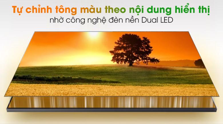 Smart Tivi QLED 4K 75 inch Samsung QA75Q65A - Dual LED