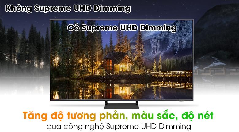 Smart Tivi QLED 4K 75 inch Samsung QA75Q65A - Supreme UHD Dimming