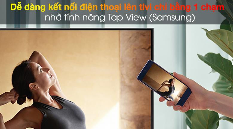 TapView  - Smart Tivi Samsung 4K 43 inch UA43AU8100