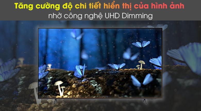 UHD Dimming - Smart Tivi Samsung 4K 43 inch UA43AU8100