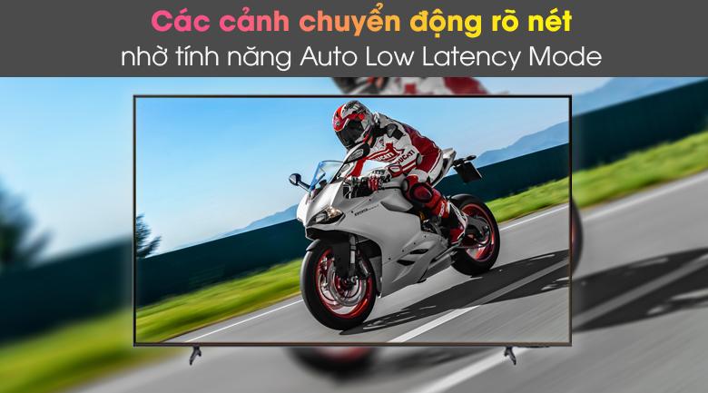 Auto Low Latency Mode - Smart Tivi Samsung 4K 65 inch UA65AU8100