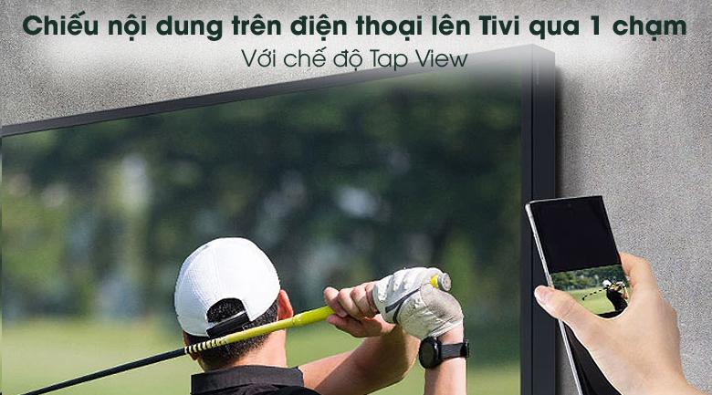 Tap View - Smart Tivi Samsung 4K 85 inch UA85AU8000