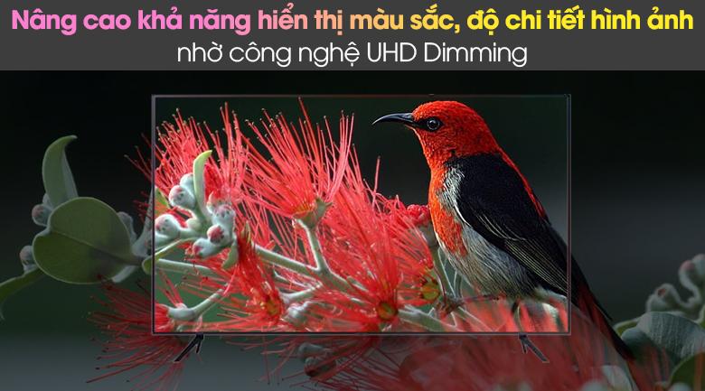 UHD Dimming - Smart Tivi Samsung 4K 43 inch UA43AU7200