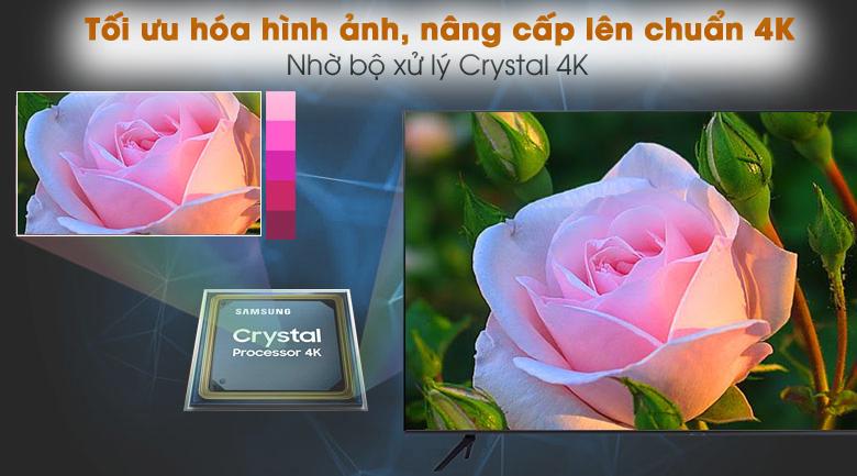 Crystal 4K - Smart Tivi Samsung 4K 65 inch UA65AU7200