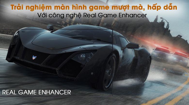 Real Game Enhancer - Smart Tivi Samsung 4K 65 inch UA65AU7200