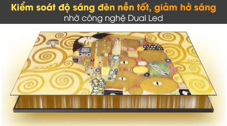 Tivi The Frame QLED 4K Samsung QA55LS03A -Dual LED