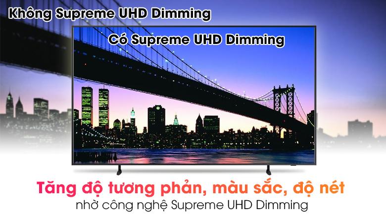 Smart Tivi Khung Tranh The Frame QLED Samsung 4K 65 inch QA65LS03A - Supere UHD Dimming