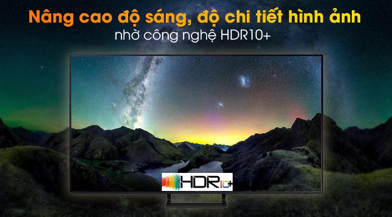 Smart Tivi Led Samsung 4K 55 Inch UA55AU9000 - HDR 10+