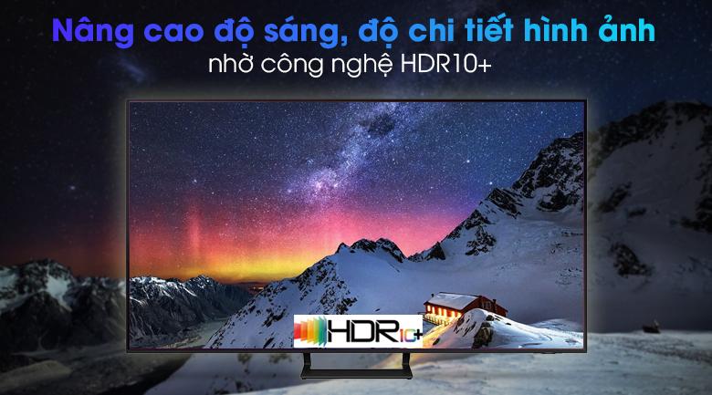 Smart Tivi Led Samsung 4K 65 inch UA65AU9000 - HDR 10+