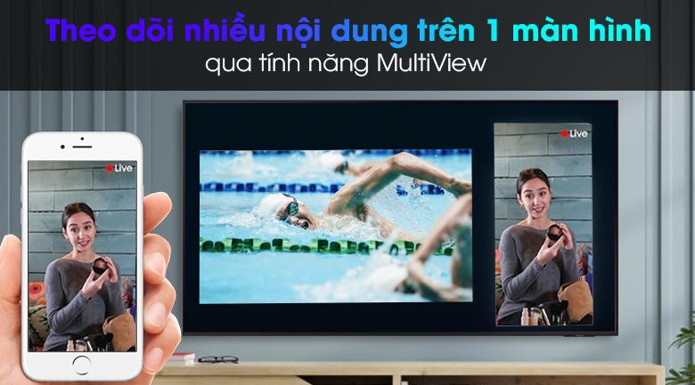 Smart Tivi Led Samsung 4K 65 inch UA65AU9000 - MultiView