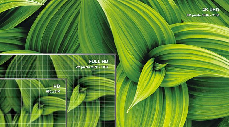 4K UHD - Tivi LED 4K TCL 43P725