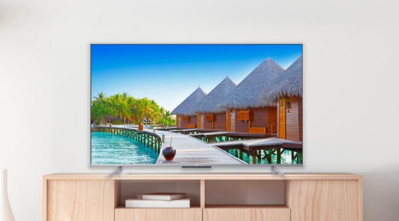 Thiết kế - Tivi LED 4K TCL 43P725