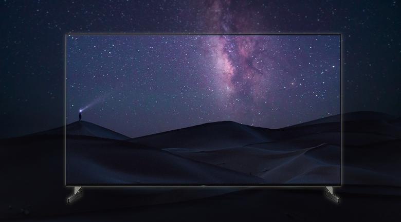 Android Tivi OLED Sony 4K 55 inch XR-55A90J - Tăng độ tương phản, độ chi tiết, màu sắc cho hình ảnh chân thật hơn qua màn hình OLED