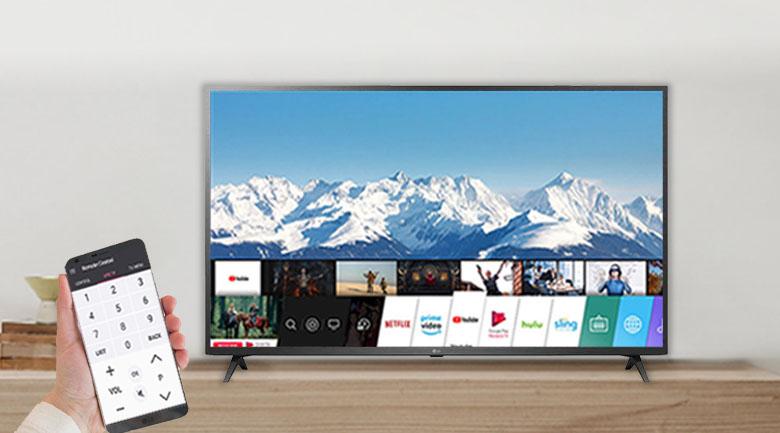 LG TV Plus - Smart Tivi LG 4K 55 inch 55UP7550PTC