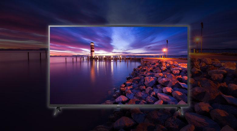 Công nghệ Active HDR - Smart Tivi LG 4K 55 inch 55UP7550PTC