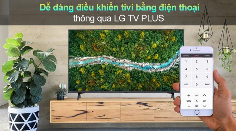 Smart Tivi LG 4K 65 inch 65UP7550PTC - TV PLUS