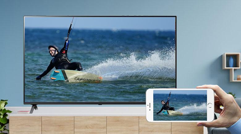 Trình chiếu - Smart Tivi LG 4K 55 inch 55UP7750PTB