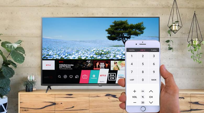 LG TV Plus - Smart Tivi LG 4K 55 inch 55UP7750PTB