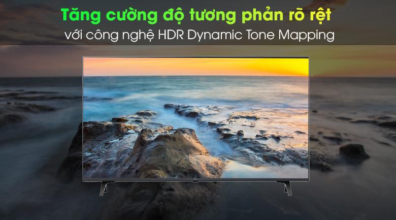 Tivi LED LG 75UP7750PTB - Tương phản