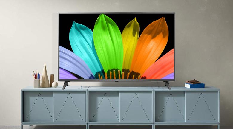 Smart Tivi NanoCell LG 4K 43 inch 43NANO75TPA - Kiểu dáng tối giản, thanh lịch