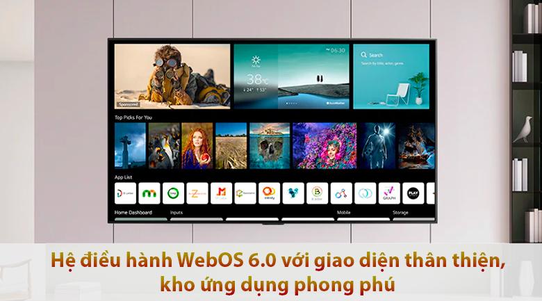 Hệ điều hành WebOS 6.0