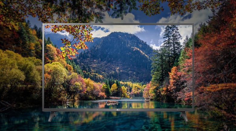 Smart Tivi NanoCell LG 4K 43 inch 43NANO75TPA - Chất lượng hình ảnh được nâng cấp lên gần chuẩn 4K với công nghệ 4K Upscaler và Image Enhancing