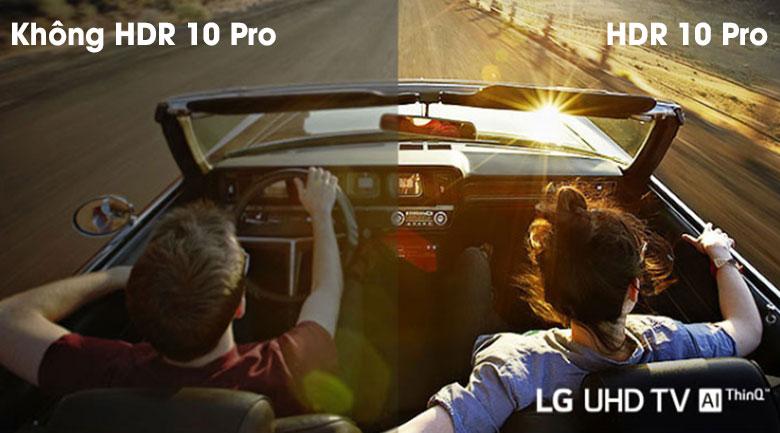 Smart Tivi NanoCell LG 4K 43 inch 43NANO75TPA - Hình ảnh có chiều sâu qua HDR 10 Pro