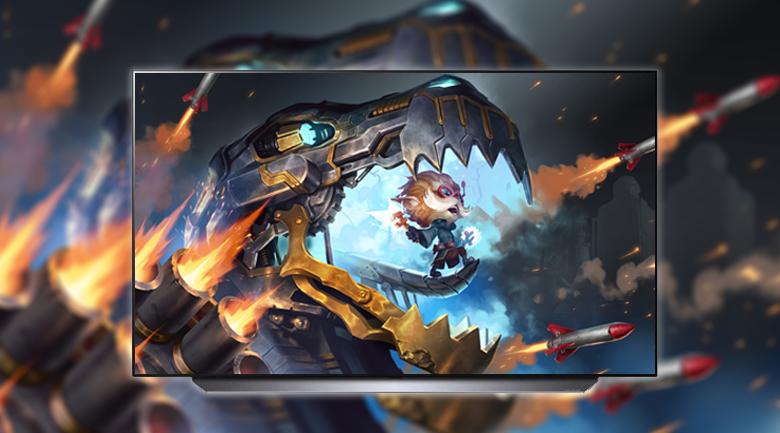 Tương thích FreeSync và G-Sync - Smart Tivi OLED LG 4K 65 inch 65C1PTB