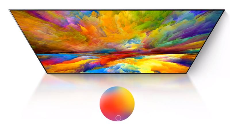 Smart Tivi OLED LG 4K 55 inch 55A1PTB - OLED