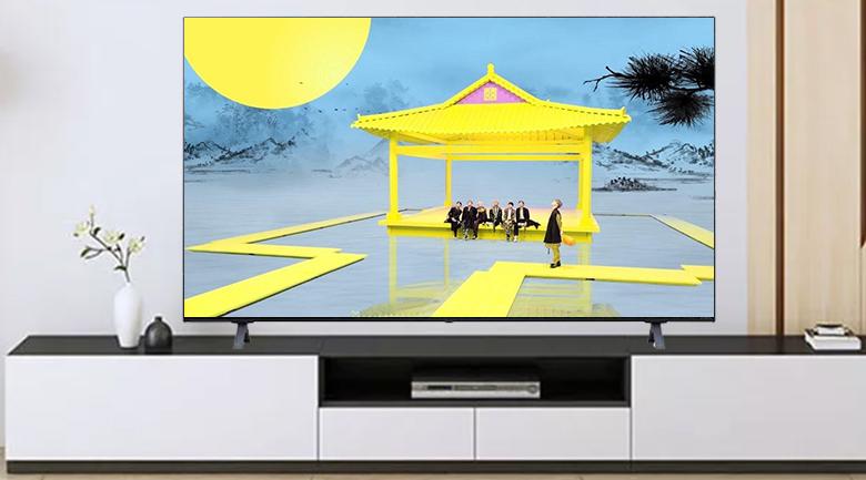 Smart Tivi OLED LG 4K 55 inch 55A1PTB - Thiết kế