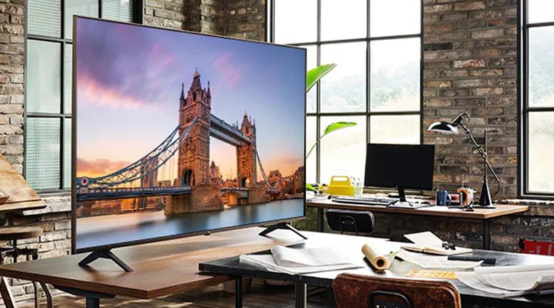 Smart Tivi OLED LG 4K 65 inch 65A1PTB - Thiết kế