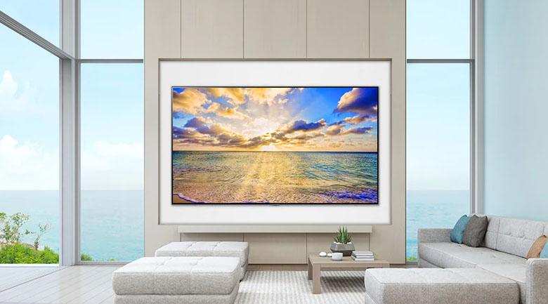 Thiết kế - Smart Tivi NanoCell LG 4K 50 inch 50NANO86TPA