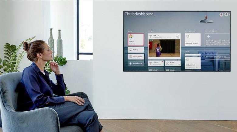 Smart Tivi LG 4K 43 inch 43UP7800PTB - AI ThinQ