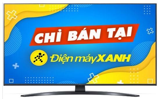 LG Smart TV 55UP7800PTB