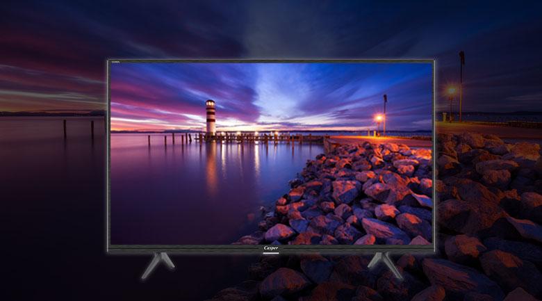 Công nghệ Super Brightness - Smart Tivi Casper 32 inch 32HG5200