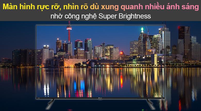 Tivi Led Casper 4K 50 inch 50UG6100 - Super Bightness