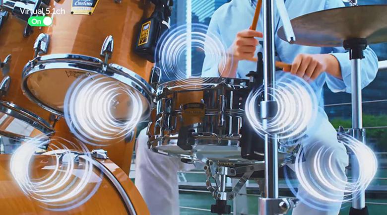 Tivi LED LG 75UP7800PTB - Âm thanh