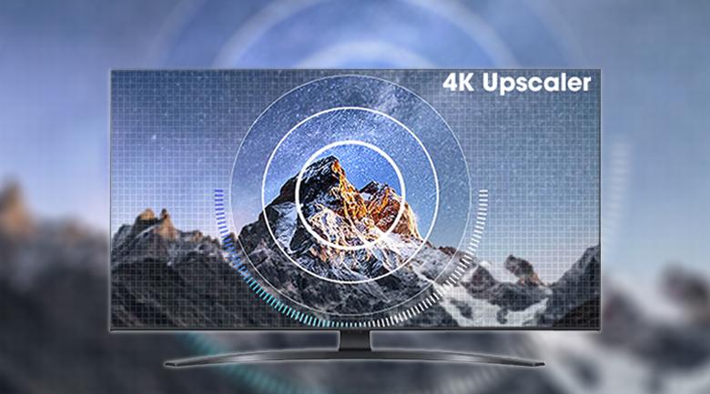 Tivi LED LG 75UP7800PTB - 4K Upscaler